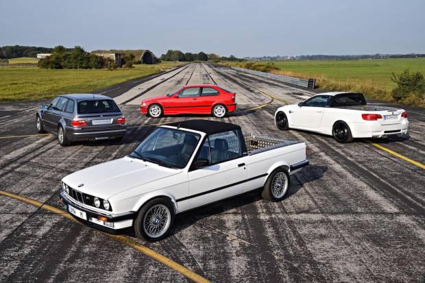 Los BMW M3 que no llegaron a producirse