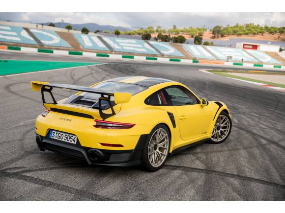 Historia del Porsche 911: séptima generación, el 991