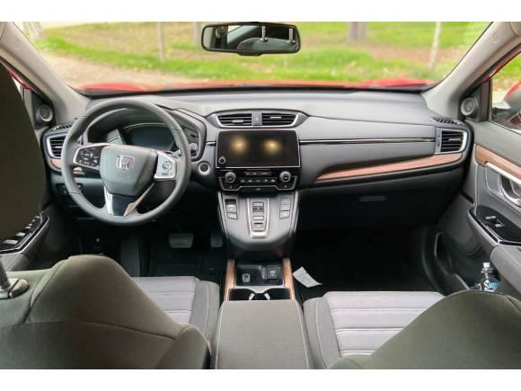 Prueba del Honda CR-V 2.0 i-MMD híbrido 4x4 : confort sobre ruedas