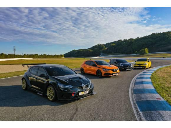 Renault Megane R.S. TC4: un coche de carreras más económico