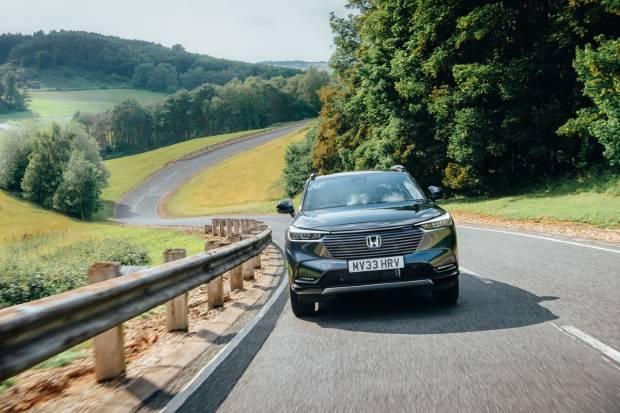 Precios del nuevo Honda HR-V 2022: desde 30.500 euros