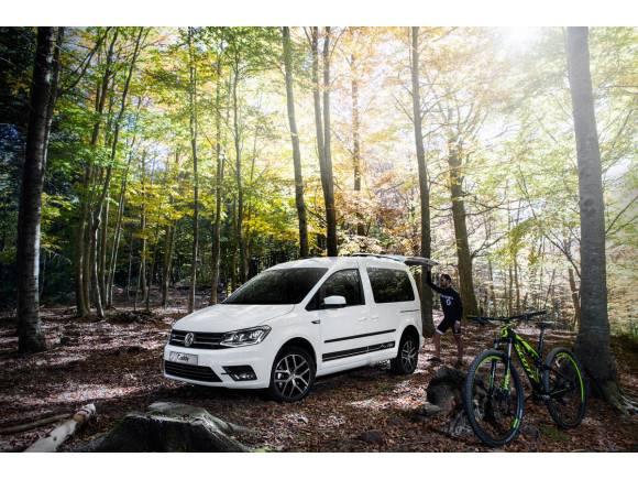 Llega el Caddy Outdoor 4Motion, lo último de Volkswagen