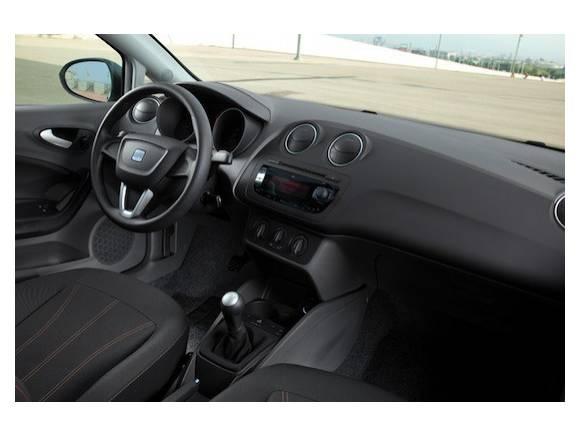 Prueba: Seat Ibiza 1.2 TDI Ecomotive