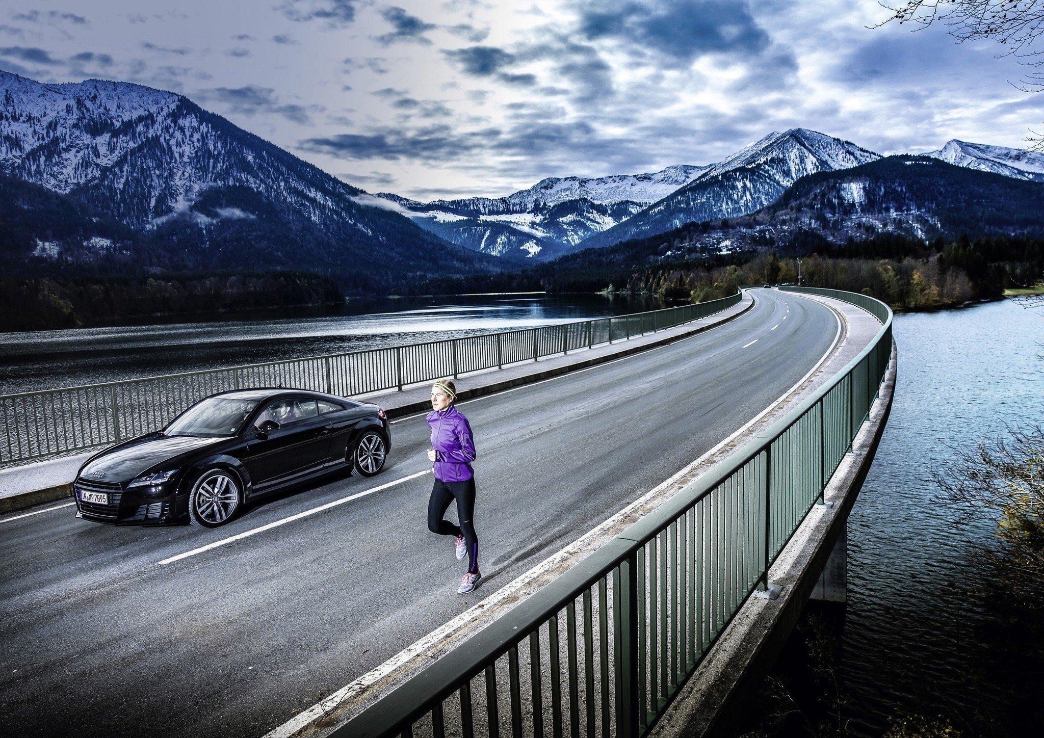 Audi fit driver