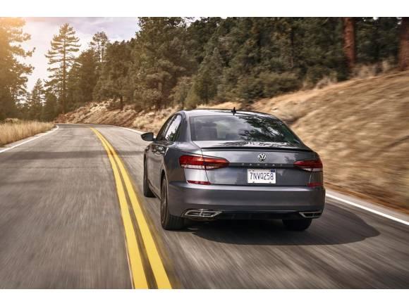¿Será así el nuevo Volkswagen Passat?