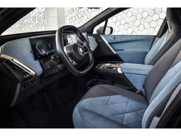 Nuevo BMW iX: el futuro es para este SUV 100% eléctrico