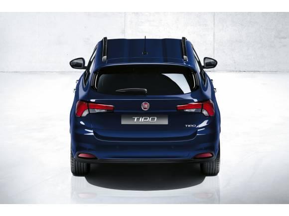 La familia Fiat Tipo crece con el cinco puertas y el familiar