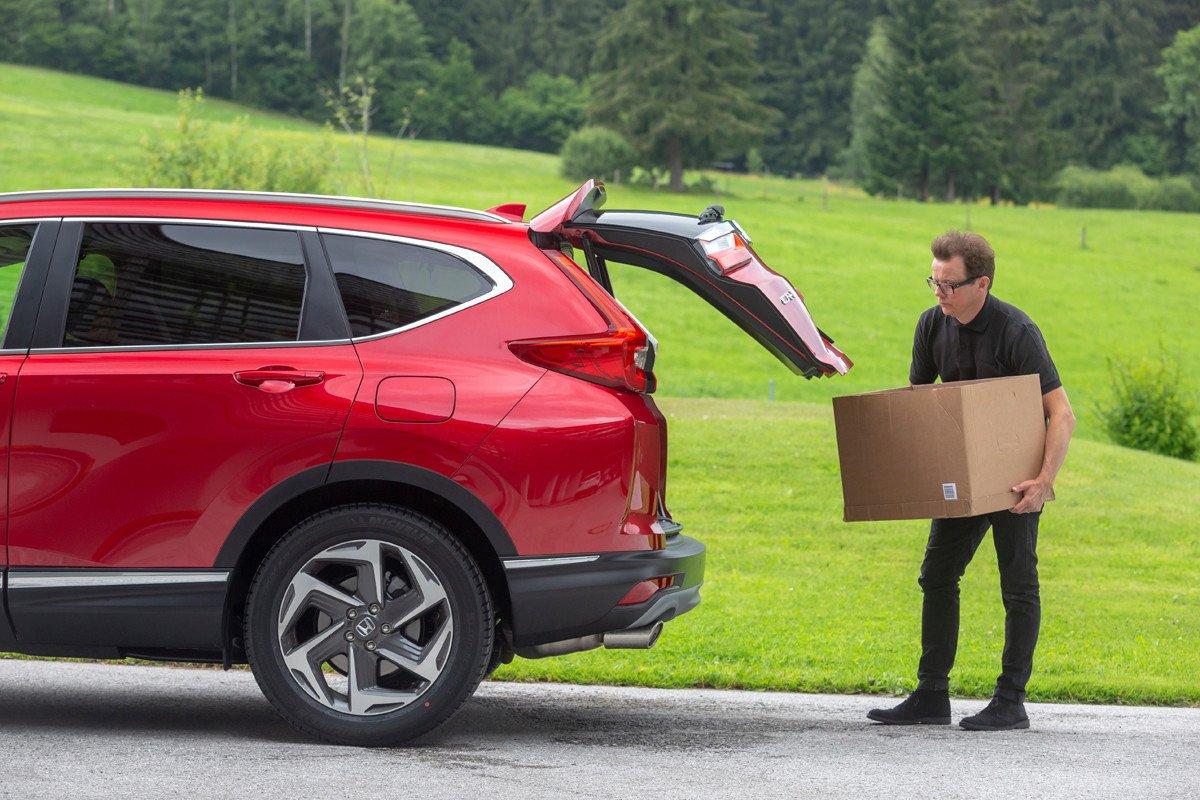 Honda CR-V tecnología