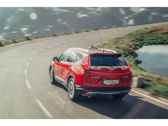 ¿Qué Honda CR-V me compro? Análisis de sus tecnologías