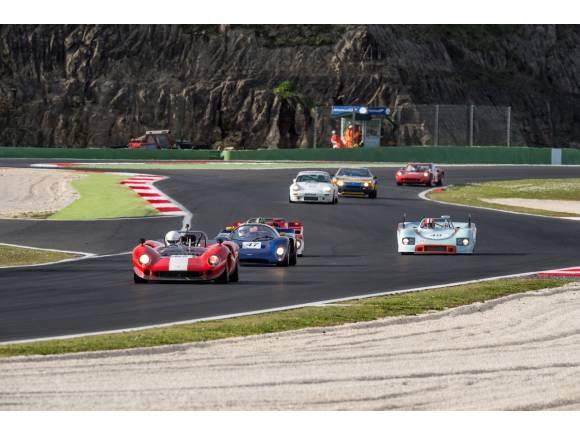 Jarama Classic, carreras de clásicos el 2 y 3 de Abril