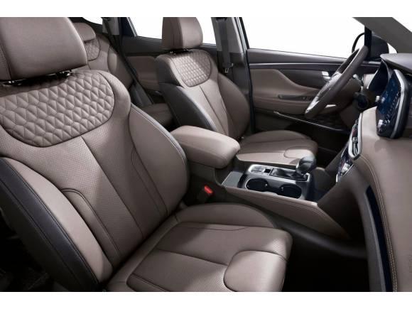 Toda la información sobre el nuevo Hyundai Santa Fe