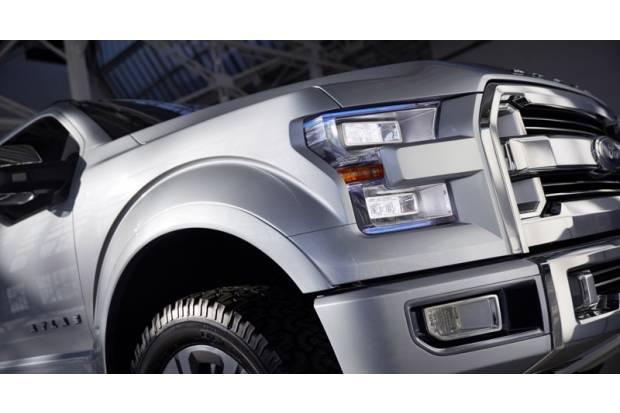 Ford Atlas Concept: anticipo de los próximos PickUp de Ford