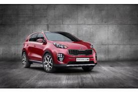 Primeras imágenes oficiales del nuevo Kia Sportage