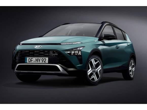 Nuevo Hyundai Bayon: el SUV más pequeño de Hyundai llega cargado de tecnología