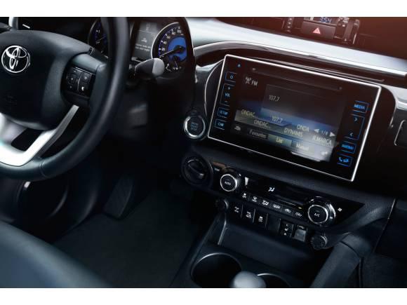 Llega el nuevo Toyota Hilux a Europa