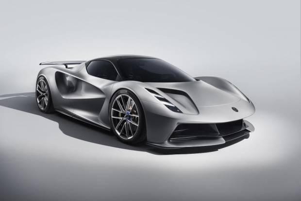 Nuevo Lotus Evija, 2000 caballos eléctricos