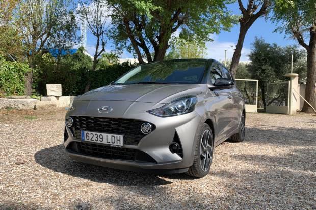 Prueba y opinión del Hyundai i10: 3 razones que lo convierten en el urbano de referencia