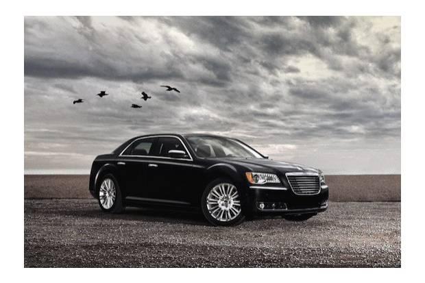 Nuevo Chrysler 300 2011