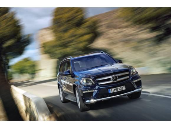 Nuevo Mercedes Clase GL: gama y precios para España