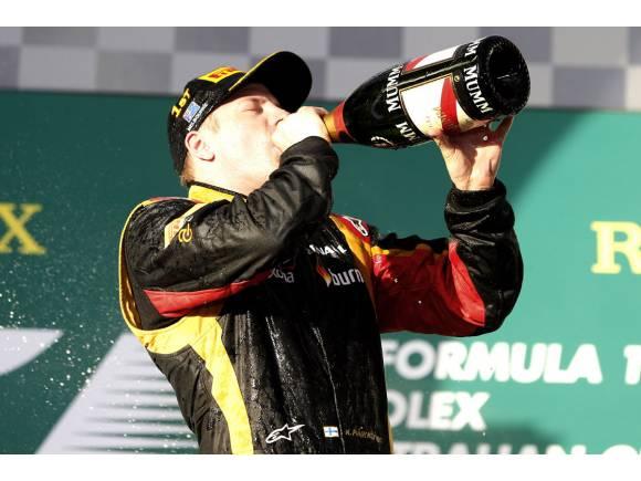 F1 2013: GP de Australia, Raikkonen y Lotus en plena forma
