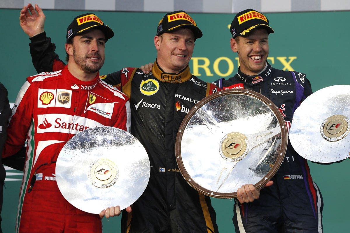 F1_Australia_podio