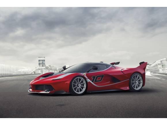 Ferrari FXX K: un LaFerrari sin compromisos