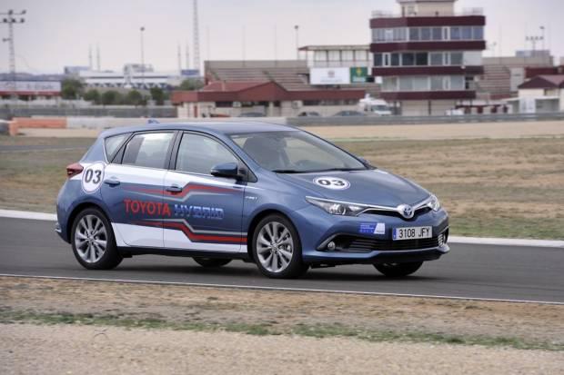 24 Horas Híbridas con el Toyota Auris