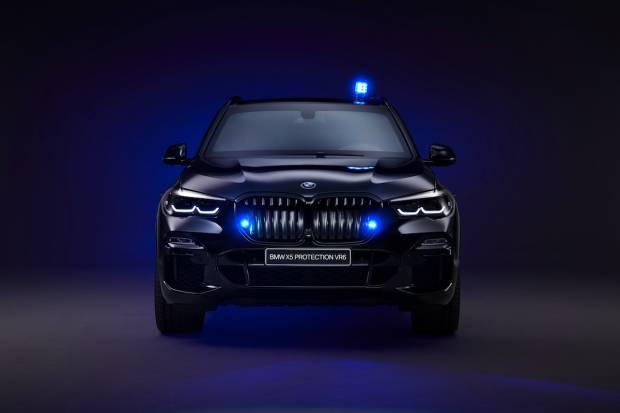 Nuevo BMW X5 2019 blindado nivel VR6