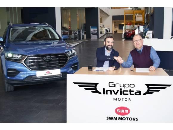 SWM Motors: una nueva marca de coches de fabricación china en España