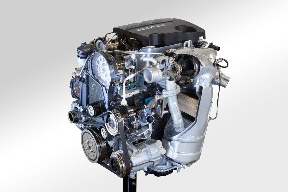 Opel 2.0 CDTI