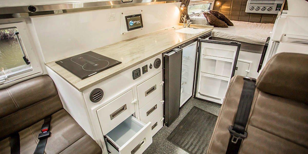 Camión Casa 4x4 Unimog earthcruiser