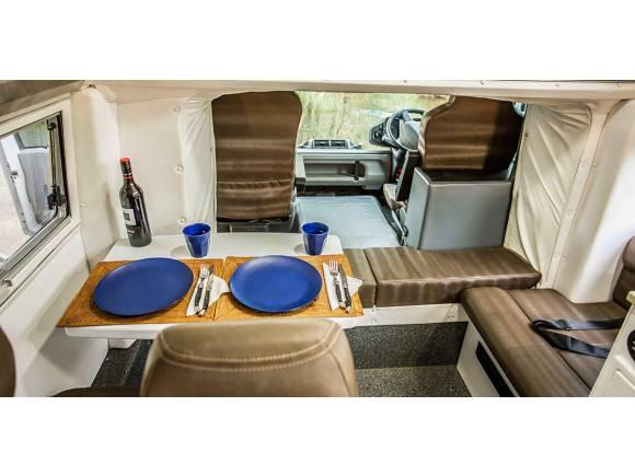 Camión Casa 4x4 Unimog para grandes expediciones
