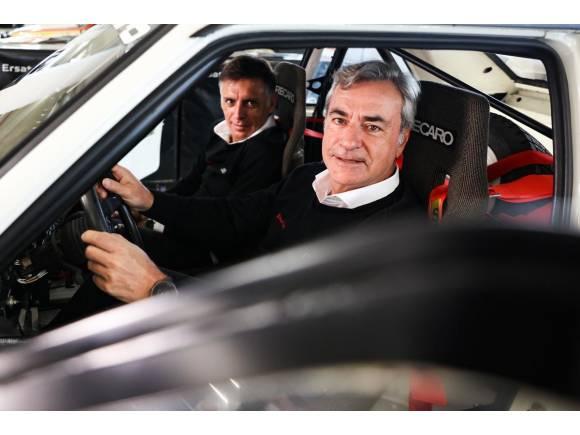 Sainz y Audi lucharán juntos por el Dakar 2022