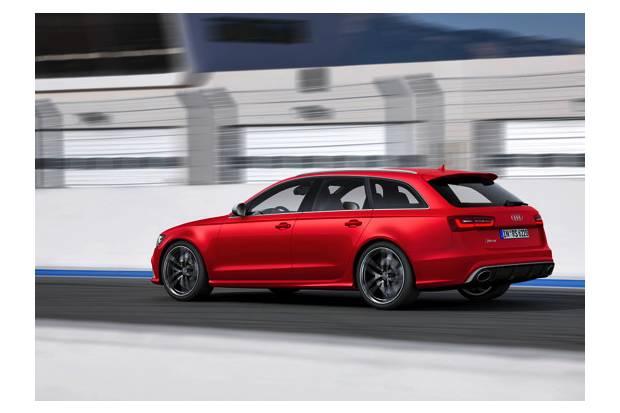 Audi RS 6 Avant: el Audi de calle más potente