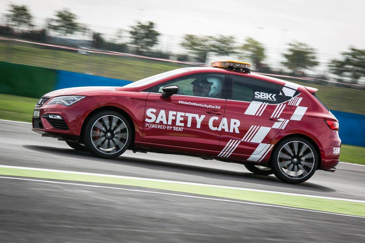 Qué es un Safety Car?