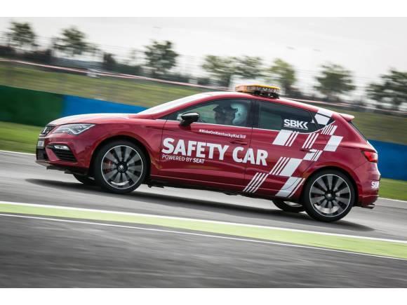 Seat Leon Safety car