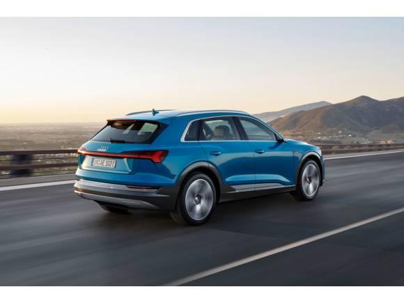 Así es el Audi e-tron: el primer coche eléctrico de Audi