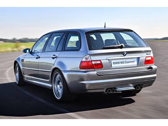 BMW M3 Touring: apuesta final por hacer un familiar deportivo
