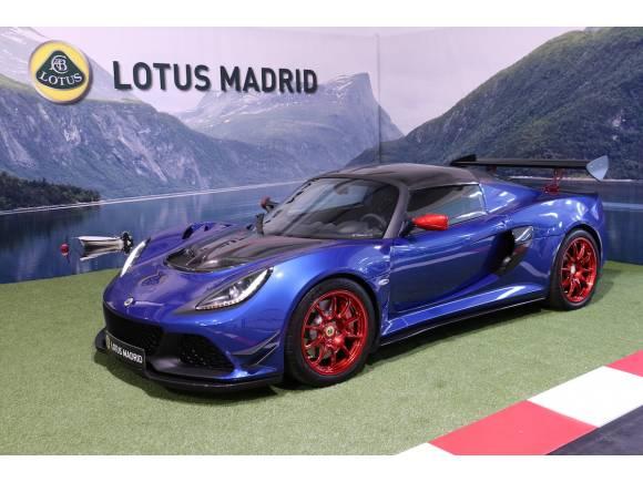 Lotus Madrid, concesionario oficial en España