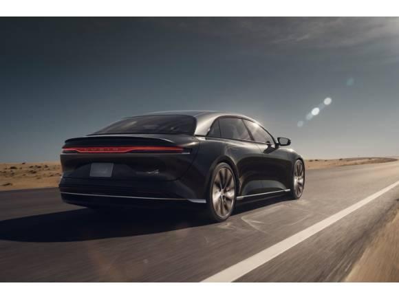 Lucid Air, presentado: un duro rival para las marcas con coches eléctricos premium