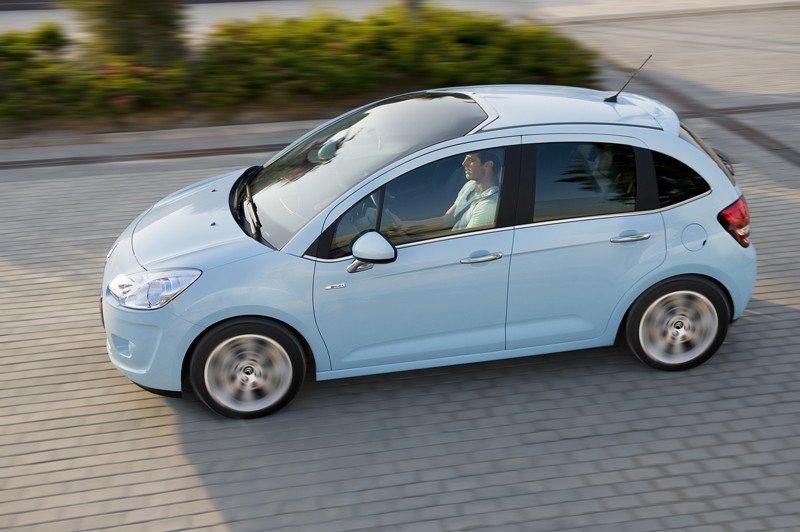Nuevo Citroën C3, prueba por la Toscana
