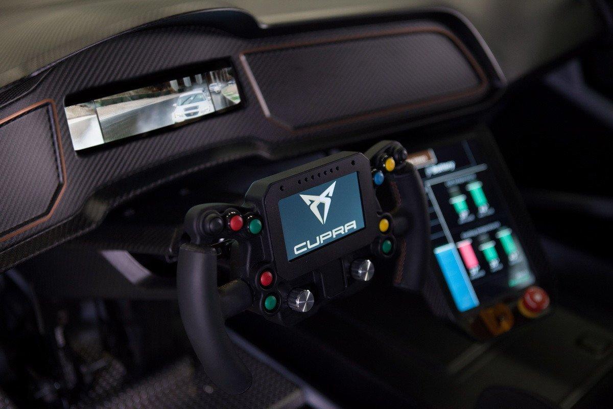 Cupra e-Racer: os enseñamos lo que no se ve desde fuera