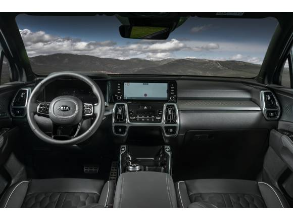 Así es el nuevo Kia Sorento: siete plazas, consumos limitados e hibridación