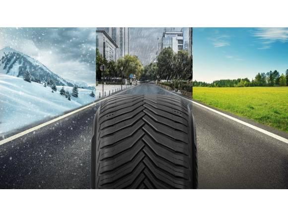 Vídeo: comparativa neumáticos All Season o todo tiempo: ¿cuál frena mejor?