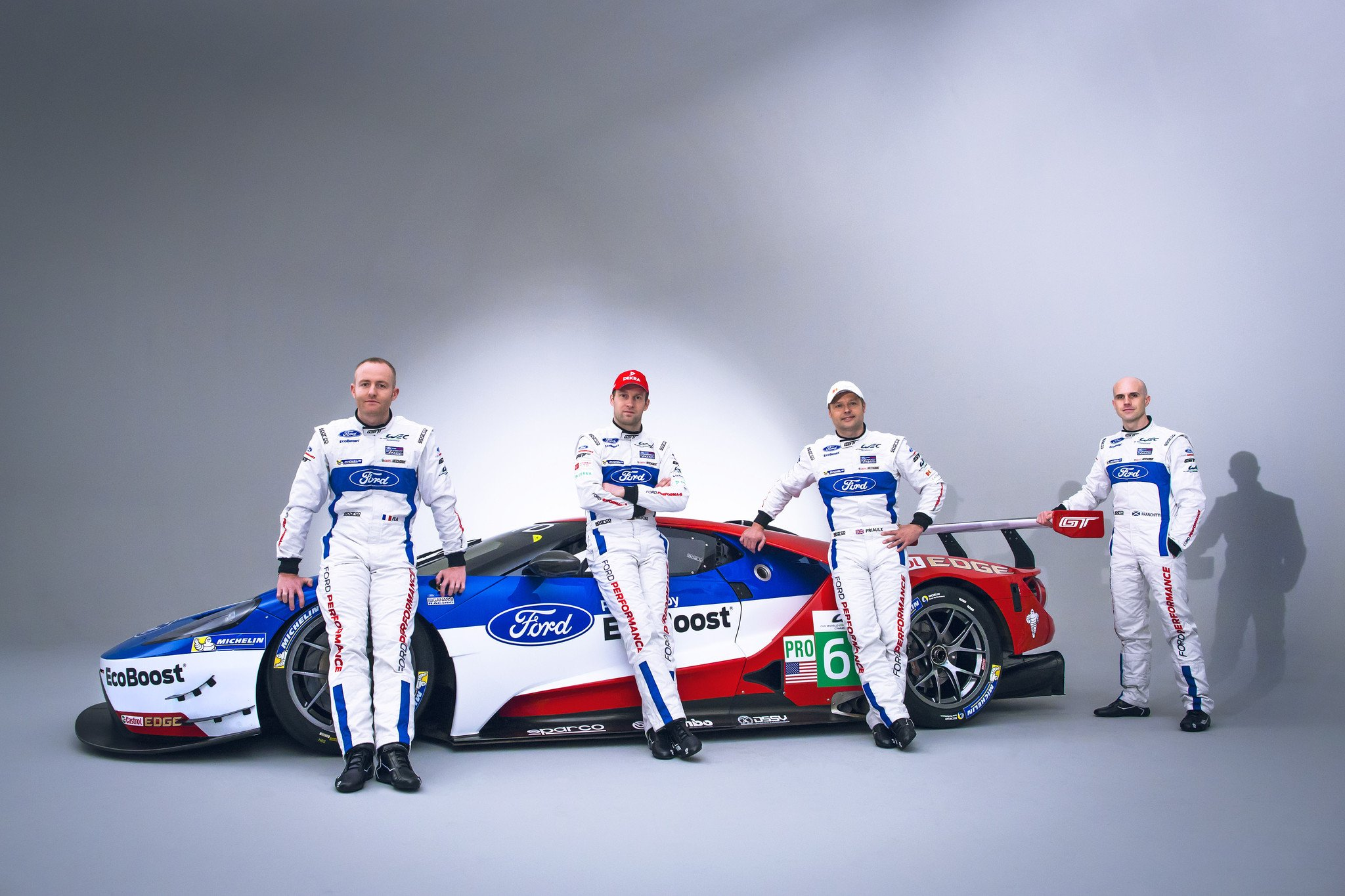 Ford Le Mans 2016