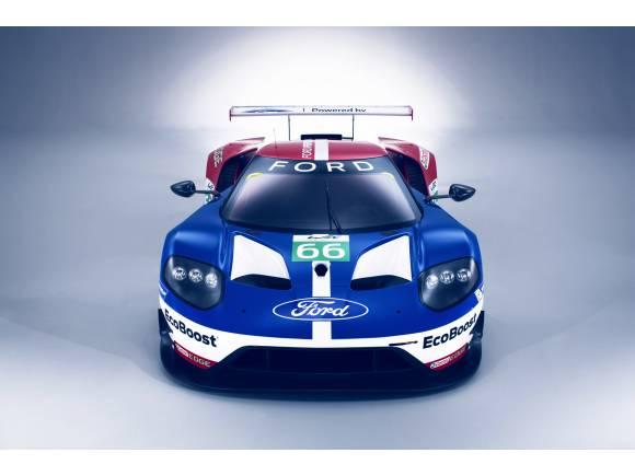 Ford contará con cuatro coches en Le Mans 2016