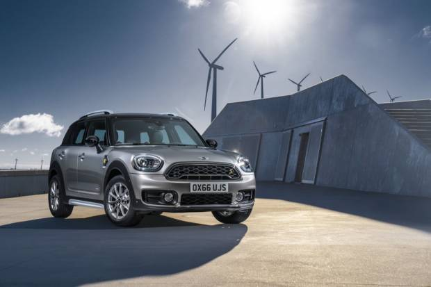 MINI Cooper S E Countryman All4: el primer MINI híbrido enchufable