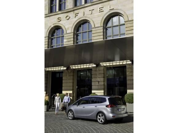 Prueba: Opel Zafira Tourer, un nuevo monovolumen para Opel