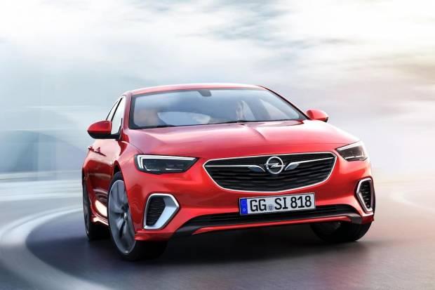 Nuevo Opel Insignia GSI de 260 CV y tracción total
