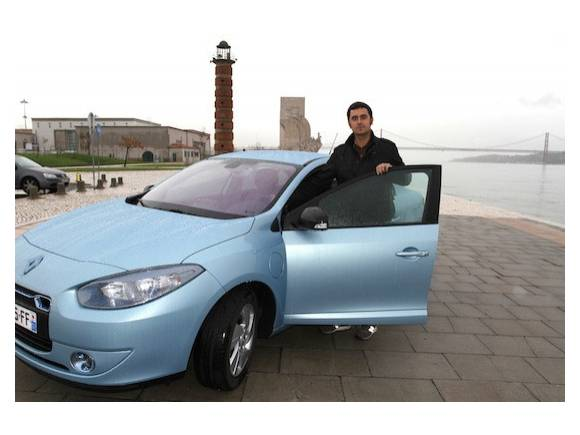 Coches eléctricos: Renault Fluence Z.E. y Renault Kangoo Z.E.